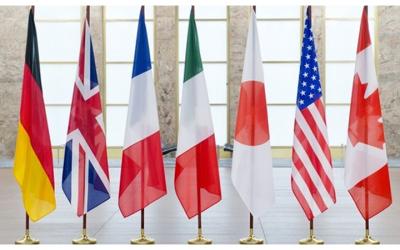 Incontro G7 per la questione coronavirus
