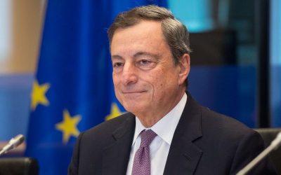 Draghi: «Crescita, serve uno sguardo lungo e progetti ad alto rendimento»